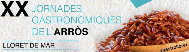 XX Jornades Gastronòmiques de l'Arròs 2020