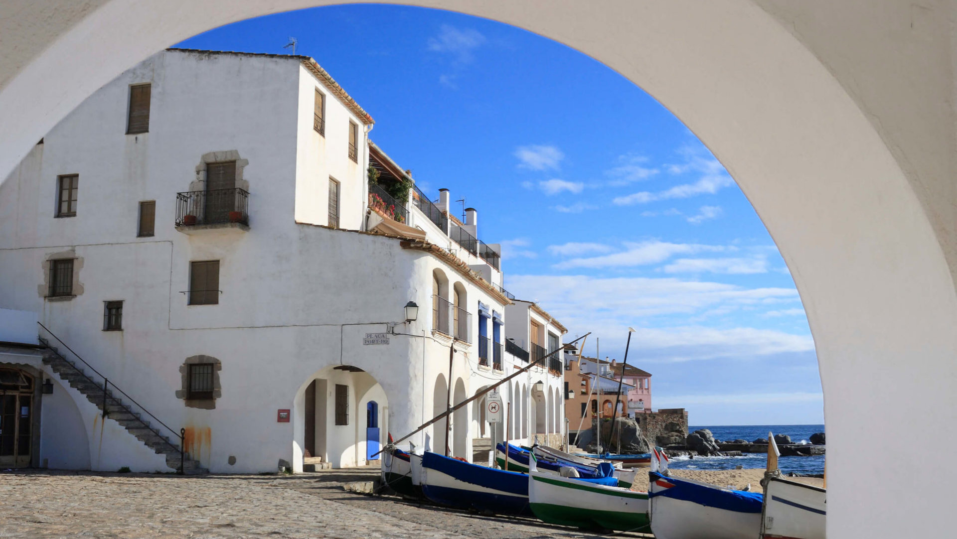 The 9 most beautiful towns de Llafranc