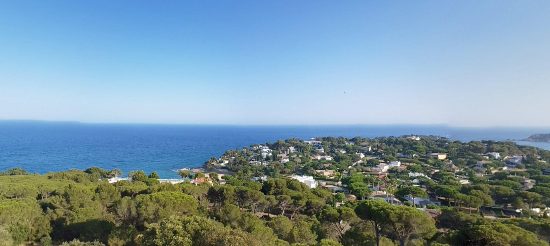 The 10 retreats with incredible views de Tossa de Mar