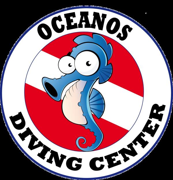 Oceanos Diving Center  - logo