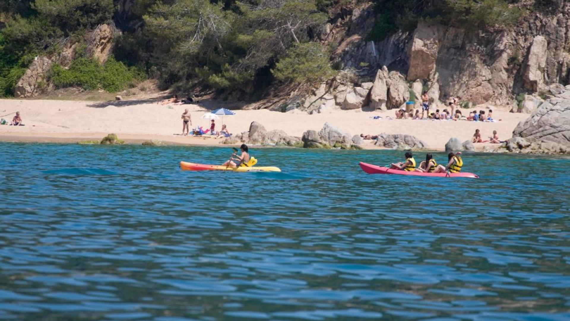 Playa de Cala Canyelles