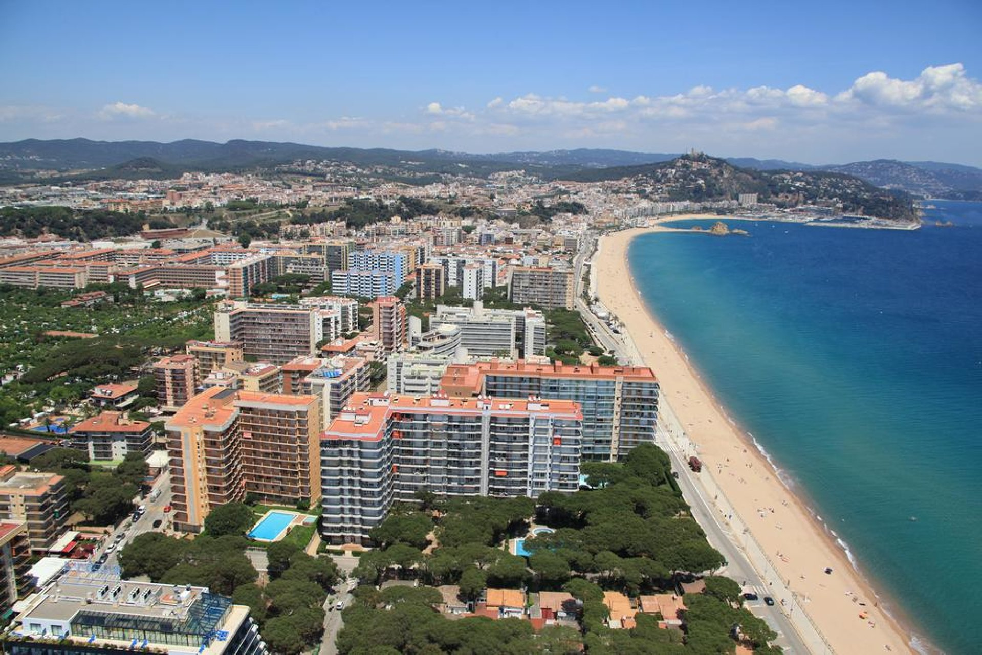 Blanes Condal apartments