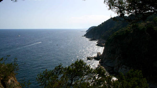 Tossa de Mar lighthouse