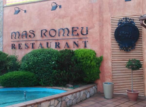 Restaurant Mas Romeu Lloret de Mar
