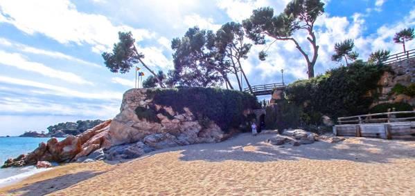Cala del Forn  Sant Antoni de Calonge