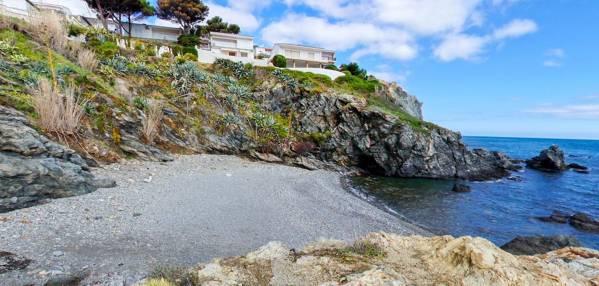 Playa de Les Carboneres Llançà