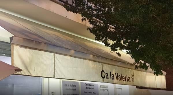 Restaurante Ca la Valeria Roses