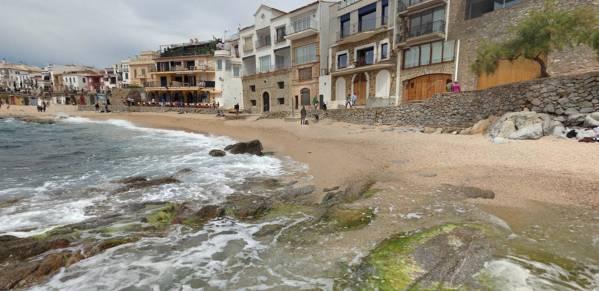 Playa dels Canyissos