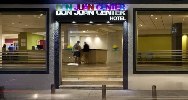Hotel Don Juan Center