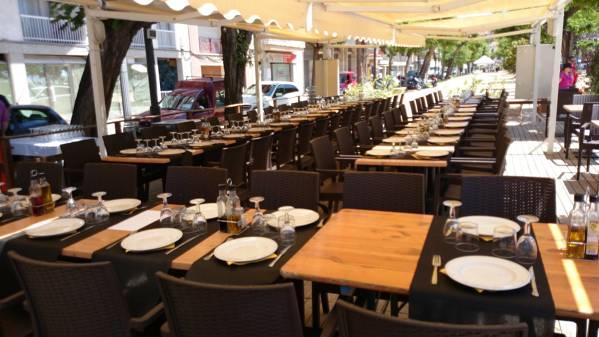 Nou Casino La Constància restaurant Sant Feliu de Guíxols