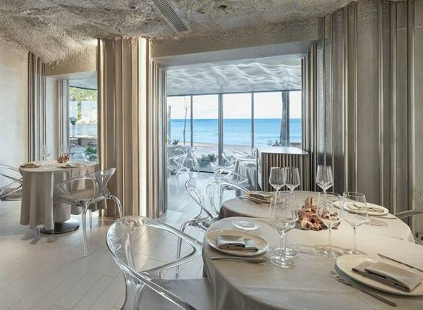 La Blanca restaurant Llafranc