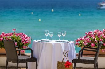 Restaurant 58 - Hotel Santa Marta Lloret de Mar