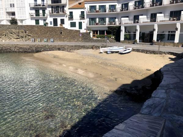 Playa Es Pianc Cadaqués