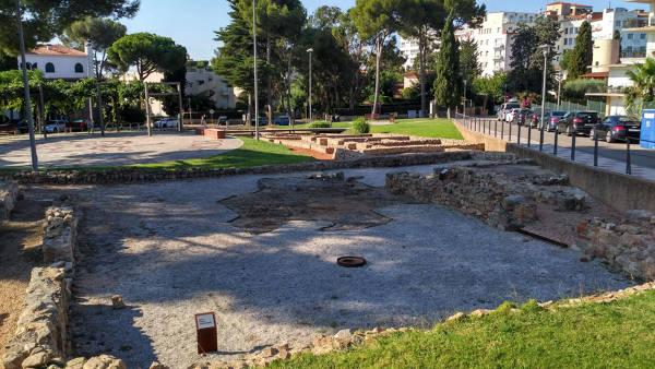 Vila romana de Pla de Palol