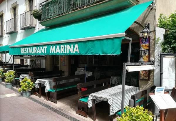 Restaurante Marina Tossa de Mar