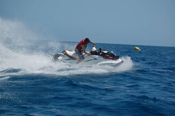 Motos Aquàtiques Lloret de Mar