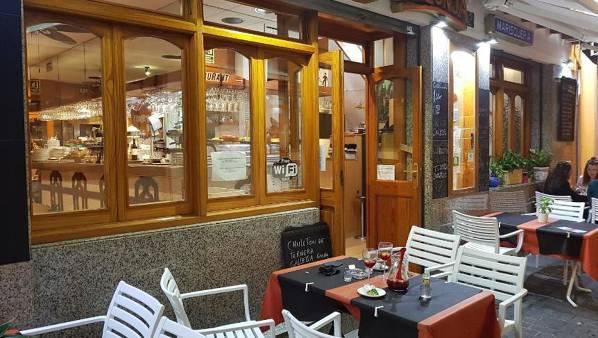 Restaurant La Lonja Lloret de Mar