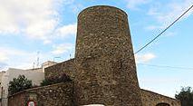 Torre de la Plaza de la Torre Llançà
