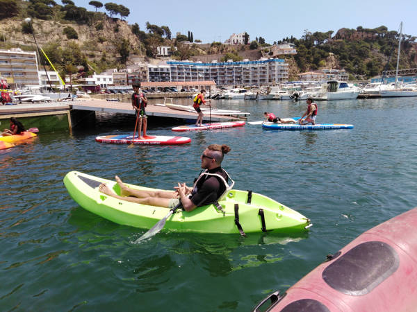 Kayak Rental  Blanes