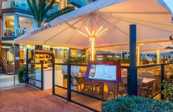 Restaurant Marsol - Hotel Marsol Lloret de Mar
