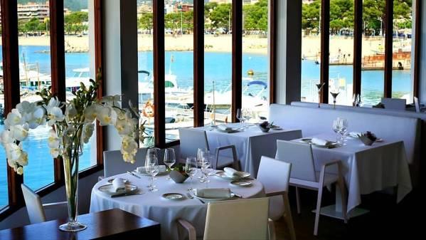 Sa Marinada restaurant Sant Feliu de Guíxols