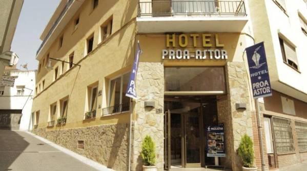 Hotel Proa Astor Lloret de Mar