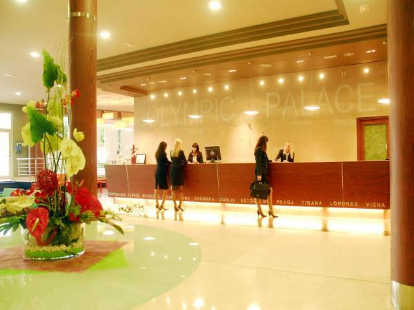 Evenia Olympic Palace & Spa - Lloret de Mar - Image 10