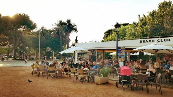 Restaurante Beach Club Sant Feliu de Guíxols