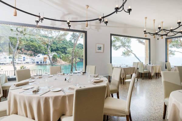 Es Portió restaurant Tamariu