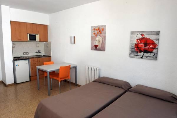 Apartamentos Bolero Park