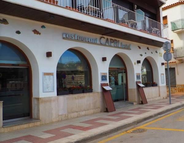 Restaurante Capri Tossa de Mar
