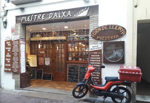 Restaurant Mestre d'Aixa Tossa de Mar