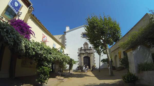 Ermita de Santa Cristina Lloret de Mar