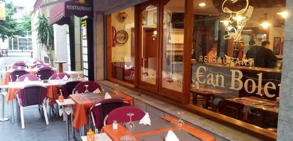 Can Bolet Restaurant Lloret de Mar