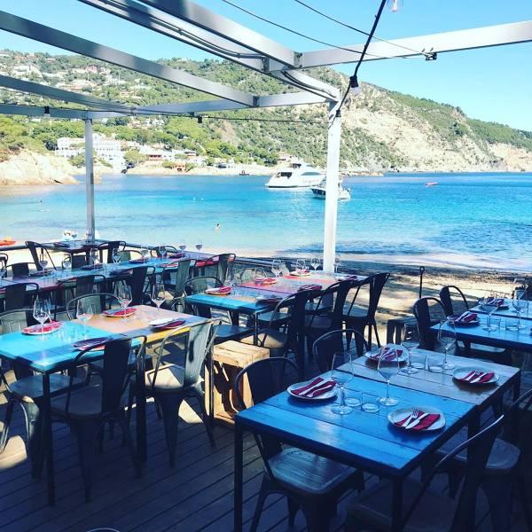 Toc al Mar restaurant Begur