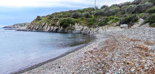 Sant Lluís beach Cadaqués