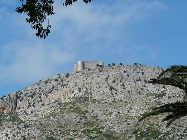 Castillo del Montgrí L'Estartit