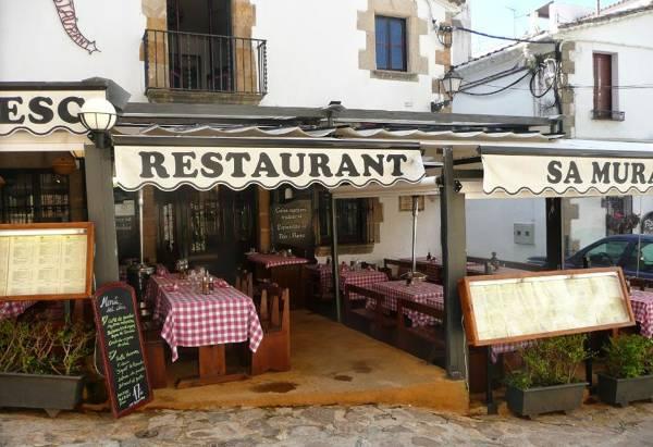 Restaurant Sa Muralla Tossa de Mar