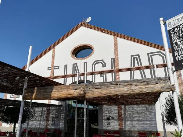 El Tinglado restaurant Sant Feliu de Guíxols
