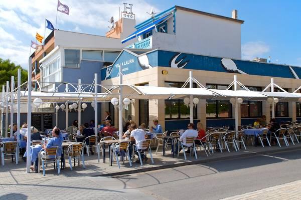 Restaurant Villa Laura Sant Feliu de Guíxols