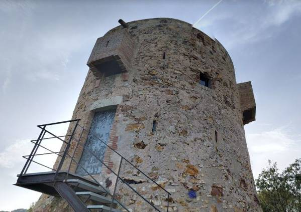 Tower des Moros Tossa de Mar