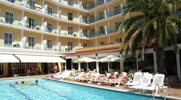 Hotel La Palmera Lloret de Mar