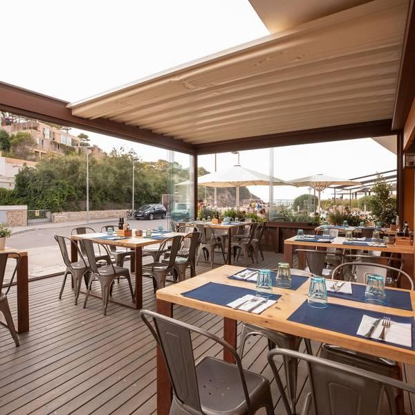 Costa Brava restaurant Begur