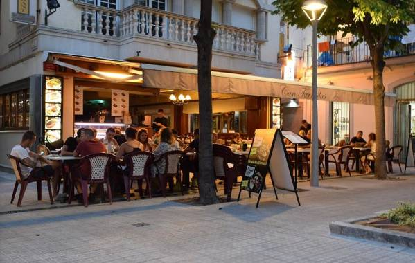Restaurante Can Tarradas Lloret de Mar