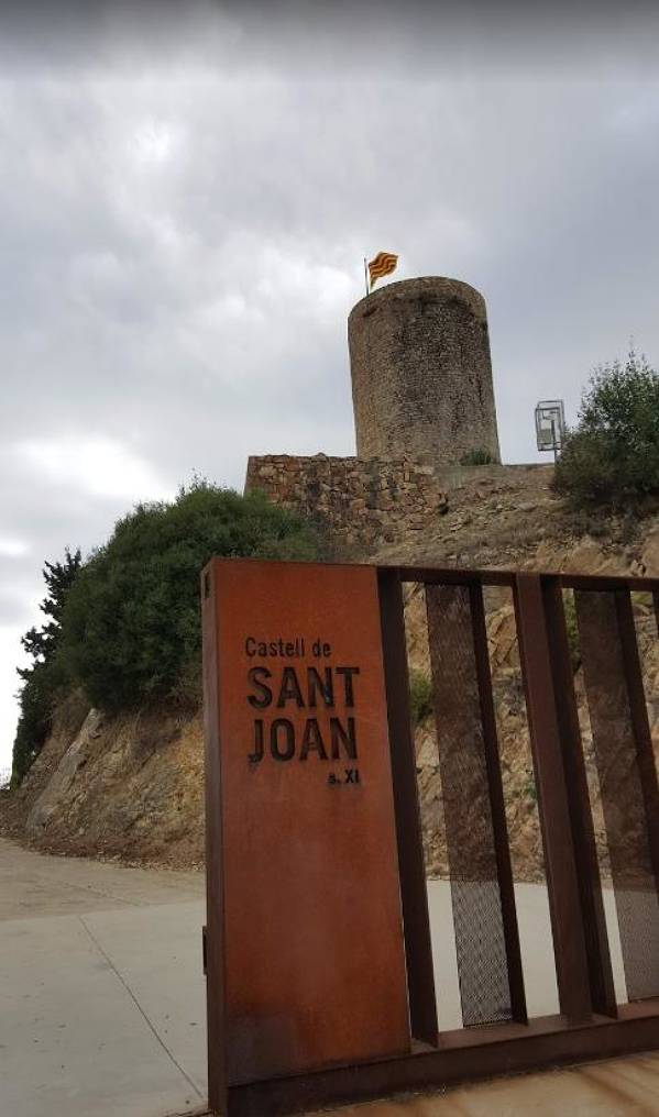 Castell de Sant Joan Blanes