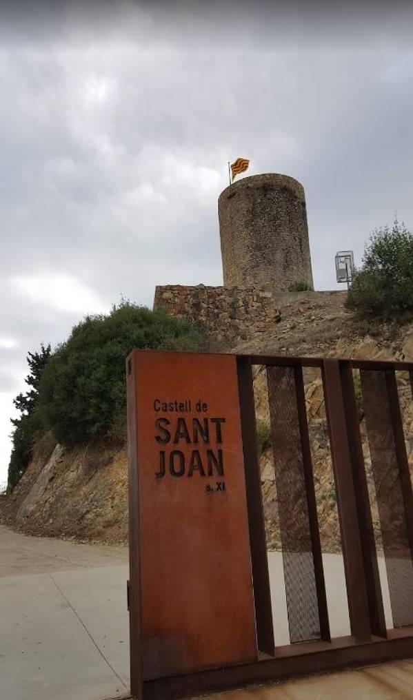 Castillo de Sant Joan Blanes