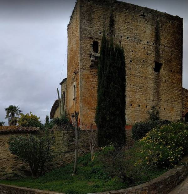 Castell d'Esclanyà Begur