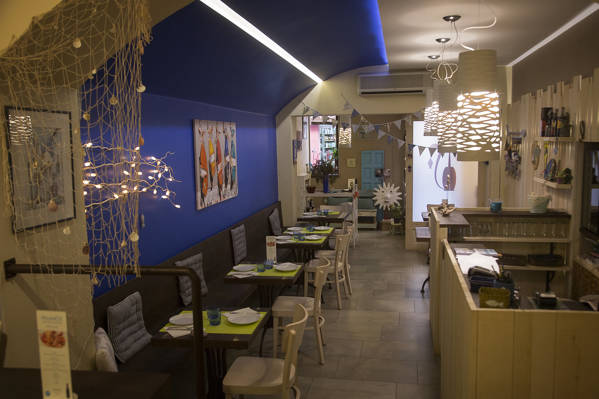 Maria de Cadaqués restaurant Palamós