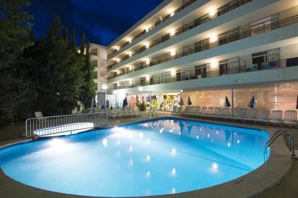 MedPlaya Hotel Esmeraldas Tossa de Mar