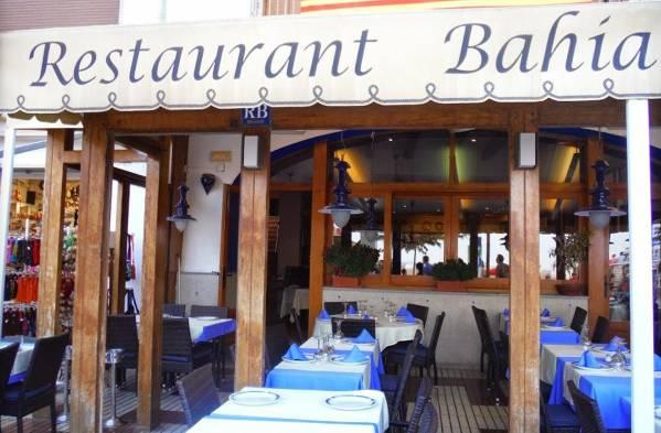Restaurant Bahia Tossa de Mar